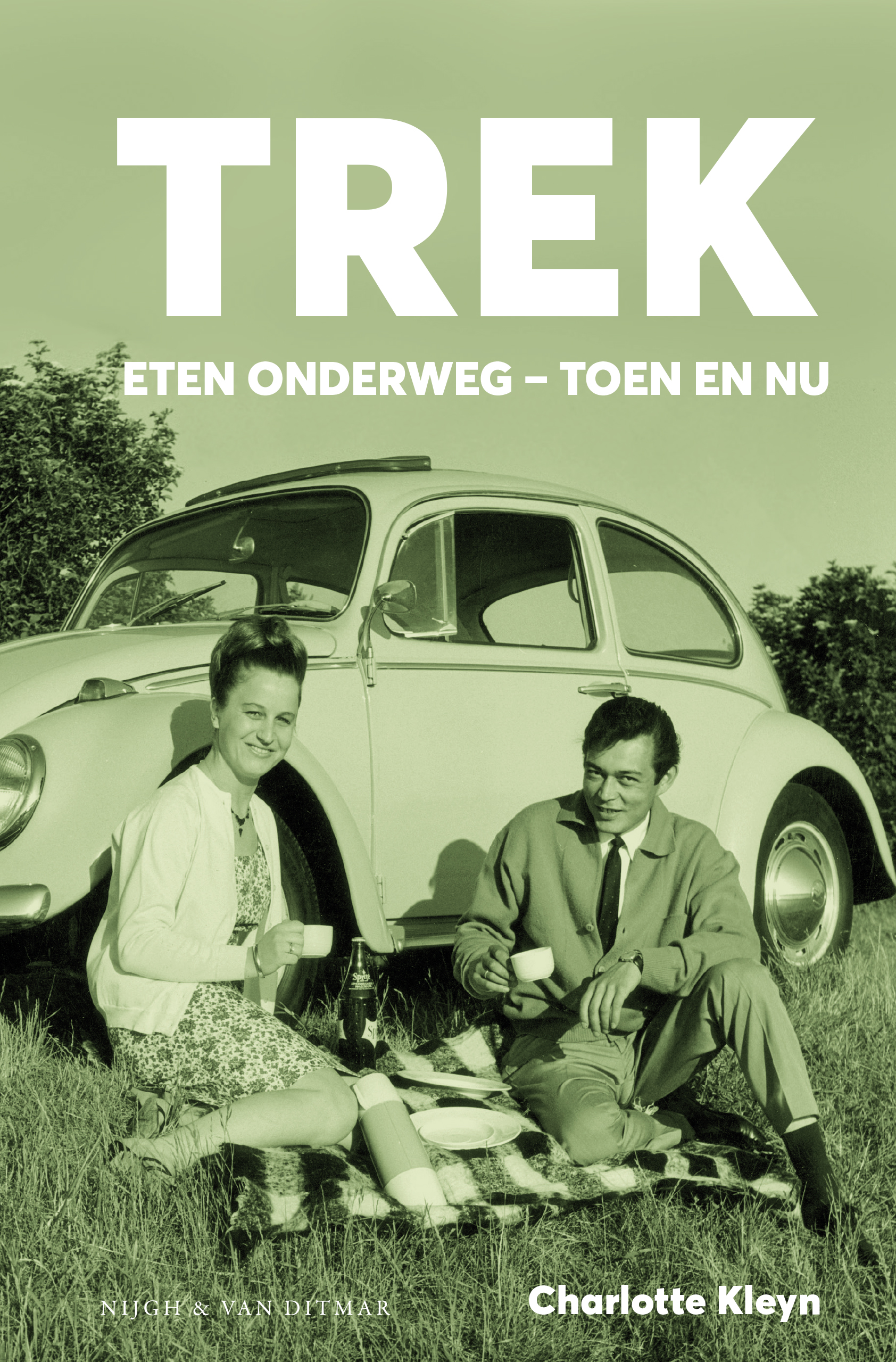 trek book cover